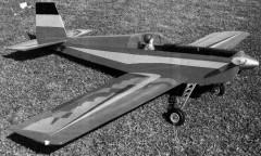 Cadsport model airplane plan