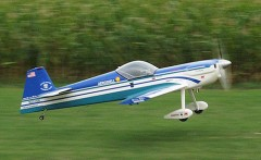 Cap 231 model airplane plan