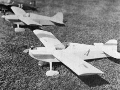 Cassutt and Bonzo model airplane plan
