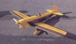 Cece-1 model airplane plan