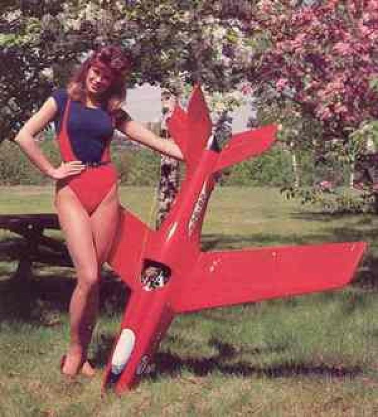 Chinook model airplane plan