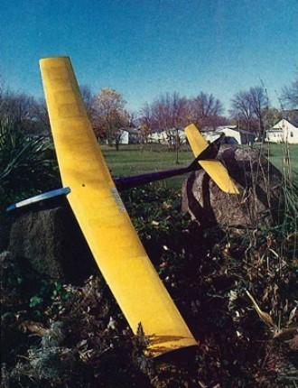 Chuperosa model airplane plan