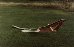 Cloud Bound 4 model airplane plan