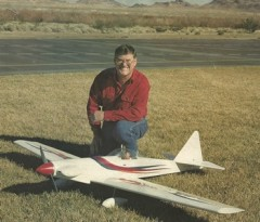 Cloud Dancer 120 model airplane plan