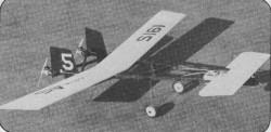 Cook 45 Riser model airplane plan