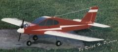 Cool Cat model airplane plan