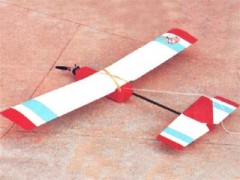 Cricket model airplane plan