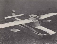 Curlew Mark II model airplane plan
