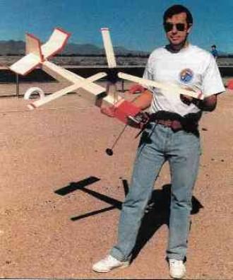 DC Gyro model airplane plan
