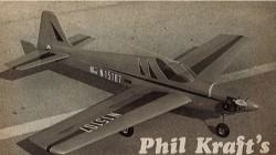 Slik-Fli model airplane plan