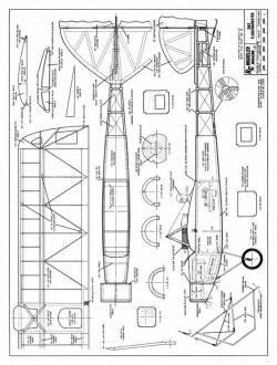 Das Flugenghoster model airplane plan