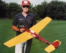 Daydreamer model airplane plan