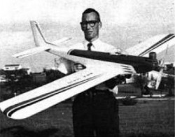 Deb-N-Air model airplane plan