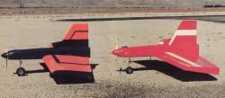 Desperado 3000 model airplane plan