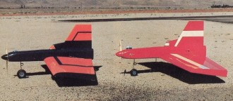 Desperado 3000 model airplane plan