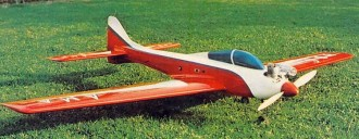 Dirty Bird model airplane plan
