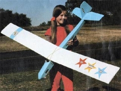 EZ II model airplane plan