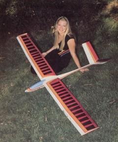 Electra Lite model airplane plan