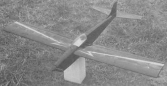 Electrocrow model airplane plan