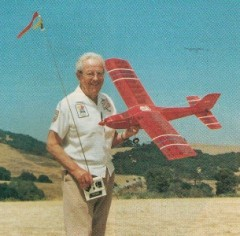 Electromaster model airplane plan