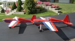Extra 230 model airplane plan