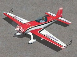 Extra 300 model airplane plan