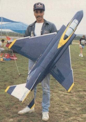 F-4 Phantom Fun Scale model airplane plan