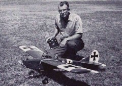 Falconmeister model airplane plan