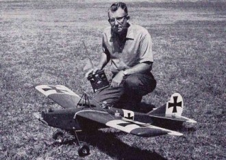 Falconmeister model airplane plan