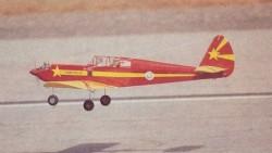 Funster 20 model airplane plan