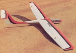 G5S-5 T'TSE IIC model airplane plan