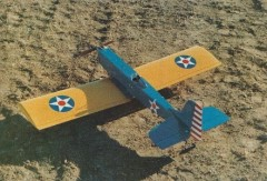 Gee Tee I model airplane plan