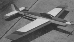 Gitano 60 model airplane plan