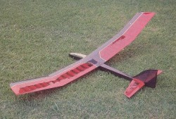 Gnome 2M model airplane plan