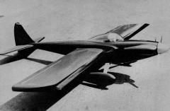 Go-Go Fli model airplane plan