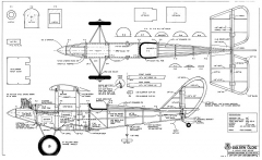Golden Oldie model airplane plan