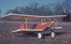 Golden Oldie model airplane plan