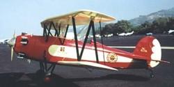 Great Lakes Bipe model airplane plan