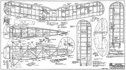 Great Lakes Special model airplane plan