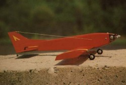 Half & Half model airplane plan