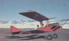 Hopper model airplane plan