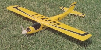 Hornet model airplane plan
