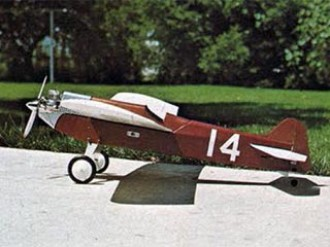 Hot Dawg model airplane plan