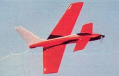 Hummer model airplane plan