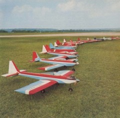 III Perfection model airplane plan