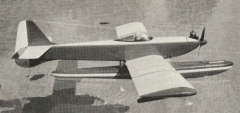 Islander model airplane plan