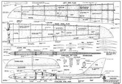 Jaeger model airplane plan