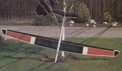 Keetah model airplane plan
