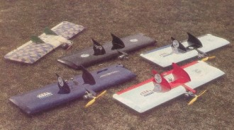 King Kombat model airplane plan