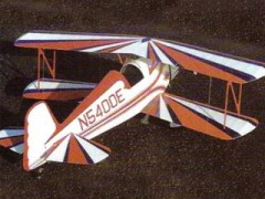 Krier Kraft model airplane plan